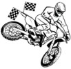 5 Great Dirt Bike Coloring Pages for Boys