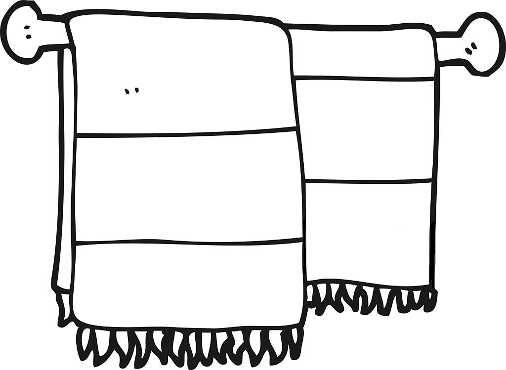 bath towels big beach towel coloring page