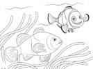 6 Most Popular Clownfish Coloring Pages for Kids