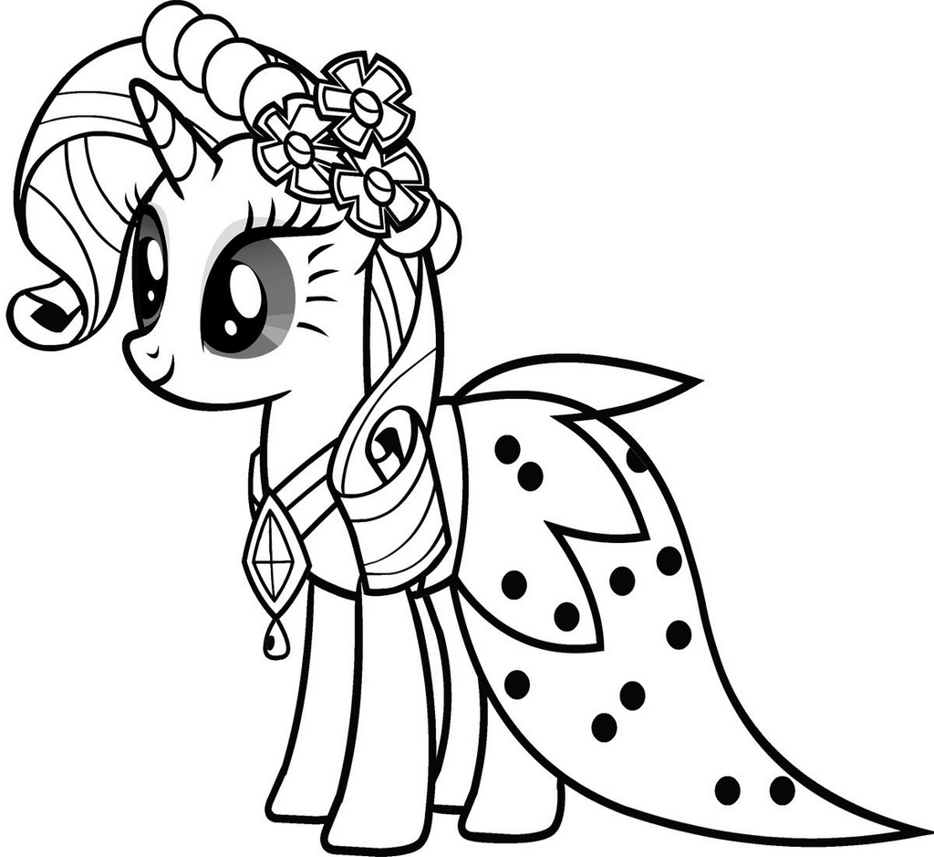 Alicorn Fluttershy Coloring Page