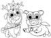 9 Fun Puppy Dog Pals Coloring Pages for Children