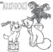 8 Fun Aristocats Coloring Pages for Children
