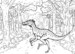 Top 5 Velociraptor Coloring Pages for Kids to Unleash Creativity
