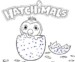 6 Fun and Cute Hatchimals Coloring Pages for Little Angles
