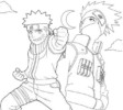 11 Great Naruto Coloring Pages for Children