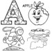 Top Ten Printable Letter A Coloring Pages for Kids