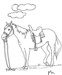 Top 11 Beautiful Horse Coloring Pages for Boys and Girls