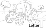 4 Best Educational Letter T Coloring Pages for Kids