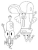 Five Favorite Pinky Malinky Coloring Pages for Kids