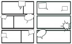 Blank Comic Book Templates for Kids
