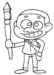 #4 Best Funny Craig of the Creek Coloring Pages for Children