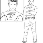 Max Thundermans Coloring Page
