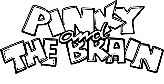 Pinky and the Brain Clipart Drawing