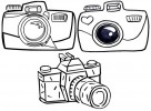 Top 7 Cartoon and Real Camera Coloring Pages for All Ages