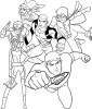 #5 Best Young Justice Coloring Pages for Fans