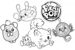 Top 8 Funny Pikmi Pops Coloring Pages for Children