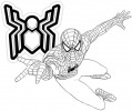 Spider-Man Far From Home Coloring Pages for Marvel Fans