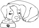 The Dozens of Cute Dog Coloring Pages for Kids