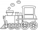 4 Latest Locomotive Coloring Pages for Kids